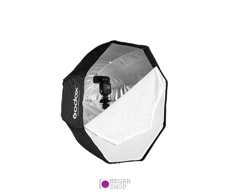 اکتاباکس چتری گودکس 80 سانت مدل Godox Octabox umbrella 80cm