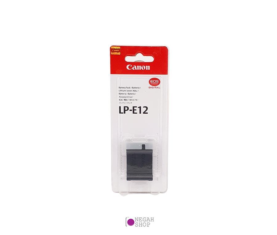 باتری Canon LP-E12