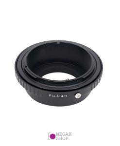 تبدیل لنزهای کانن FD به M 43-MFT