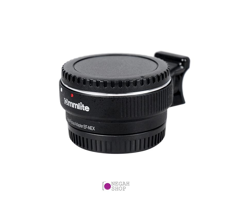 تبدیل لنز های کانن (EF) به دوربین های سونی NEX برند Commlite