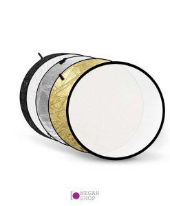 رفلکتور عکاسی گودکس 80 سانت 5 کاره مدل Godox Reflector 5 in 1 80 cm