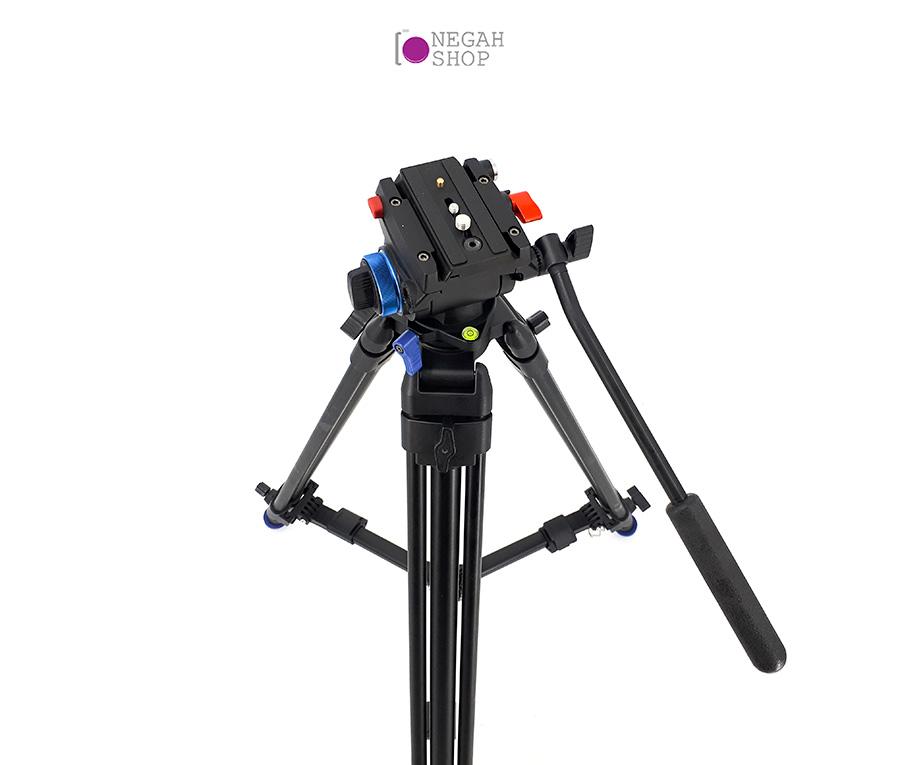 سه پایه فیلم برداری جی ماری مدل jmary LF-75