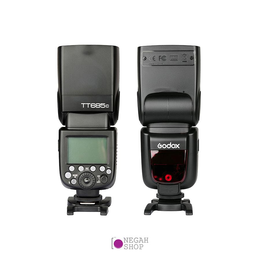 فلاش اکسترنال Godox TT685 For Canon