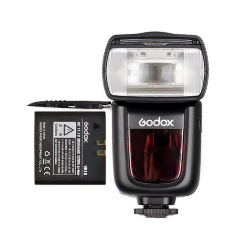 فلاش اکسترنال Godox v860II c For Canon