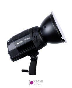 فلاش پرتابل (قابل حمل) نایس فوتو مدل Nicefoto Q4C با قدرت 400 ژول