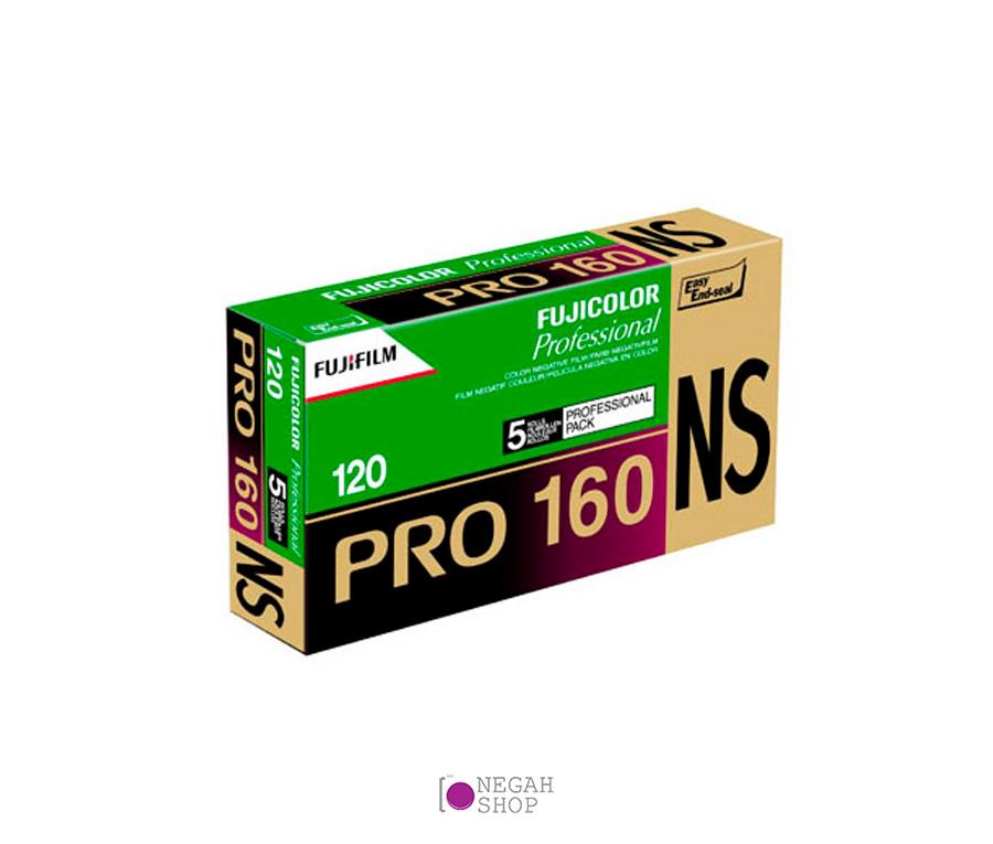 فیلم Fujicolor Pro 160 (120) NS