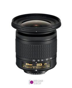 لنز واید نیکون مدل AF-P DX Nikkor 10-20mm f4,5-5,6 G VR