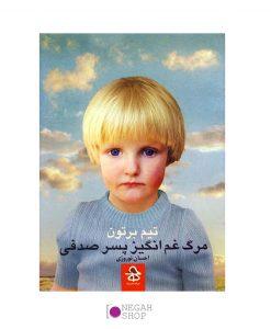 کتاب مرگ غم انگیز پسر صدفی