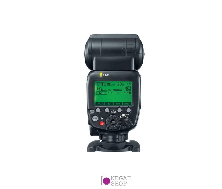 فلاش اکسترنال -طرح اصلی Canon 600EX-RT