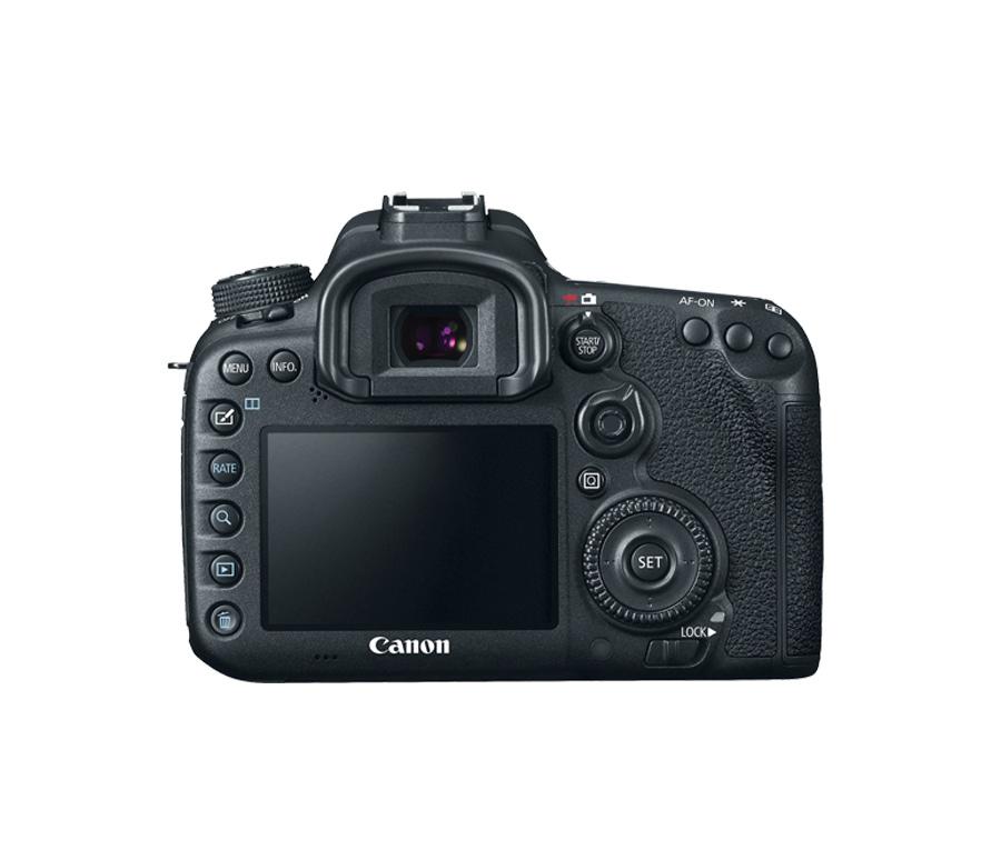 دوربین-عکاسی-حرفه ای-کانن-canon-EOS 7D MARK II-لنز 135-18