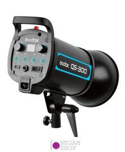 فلاش گودکس مدل QS-300 با قدرت 300 ژول