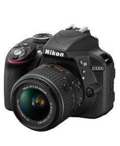 دوربین-عکاسی-حرفه ای-نیکون-nikon-d3300-لنز 55-18