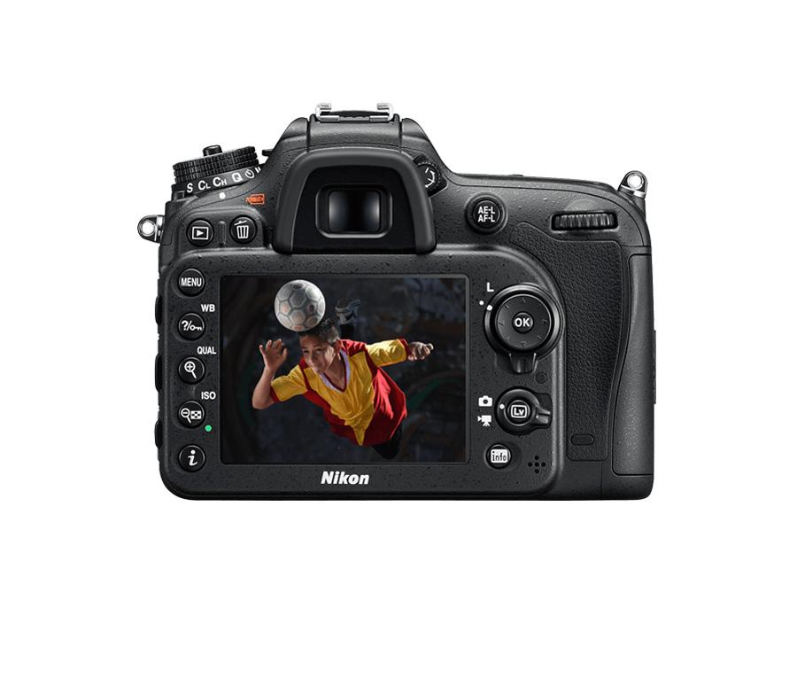دوربین-عکاسی-حرفه ای-نیکون-nikon-d7200