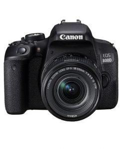 دوربین-عکاسی-حرفه ای-کانن-canon-EOS 800D-لنز 55-18