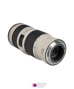 لنز تله فوتو کانن مدل EF 70-200mm f/4L IS USM