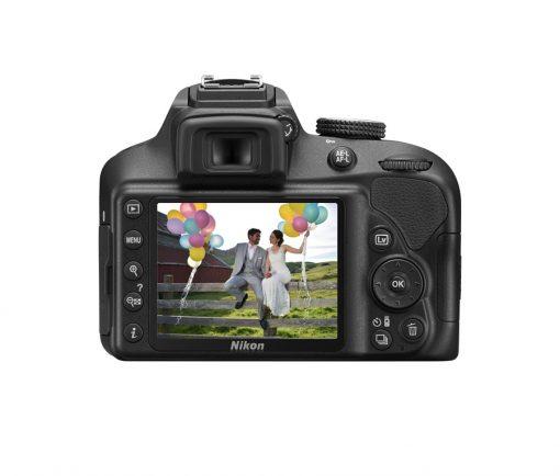 دوربین-عکاسی-حرفه ای-نیکون-nikon-d3400-لنز 55-18