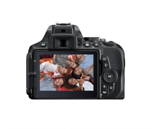 دوربین-عکاسی-حرفه ای-نیکون-nikon-d5600-لنز 18-55