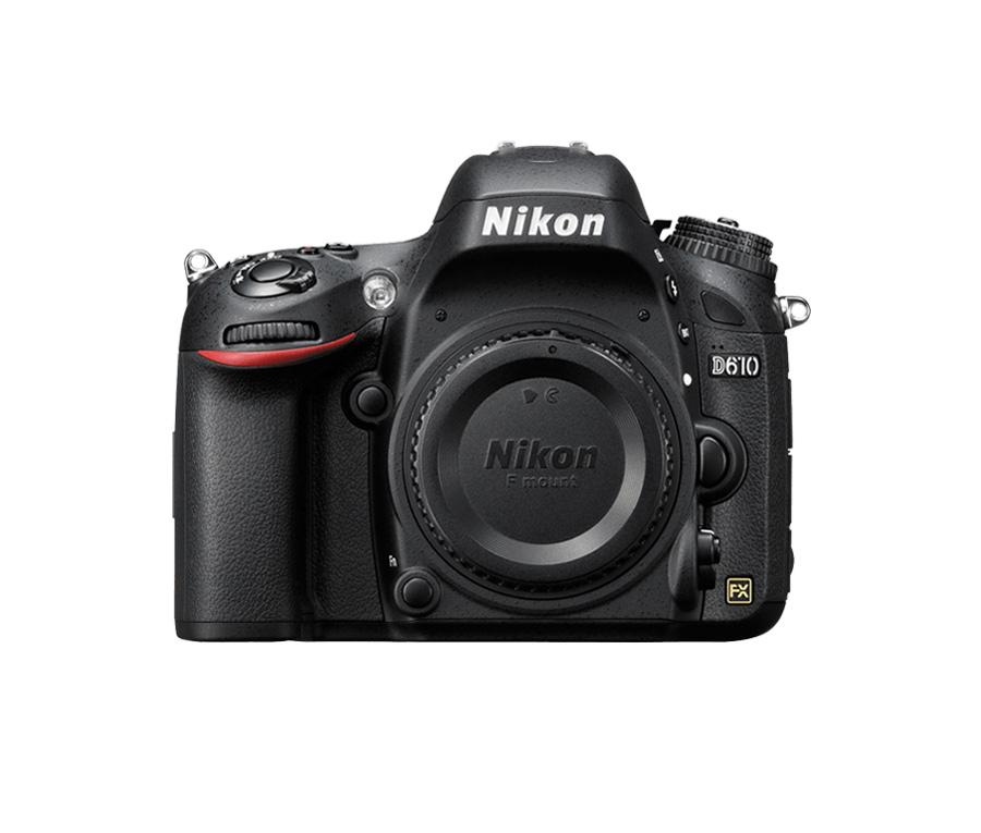 دوربین-عکاسی-حرفه ای-نیکون-nikon-d610