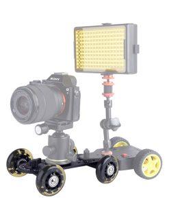 اسکوتر فیلمبرداری SevenOak Dolly SK-DW03برای گرفتن ویدیو های حرفه ای برای عکاسی از محصولات