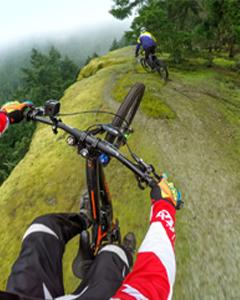 موتورسواری و دوچرخه سواری
