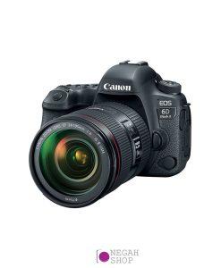 دوربین دیجیتال عکاسی کانن مدل EOS 6D Mark II به همراه لنز 24-105 میلی متر f 4 IS II