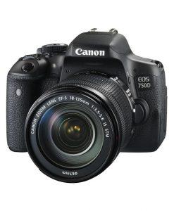 دوربین عکاسی کانن Canon EOS 750D + 18-135 STM