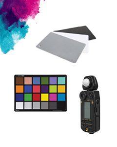 ابزار اصلاح رنگ و نور