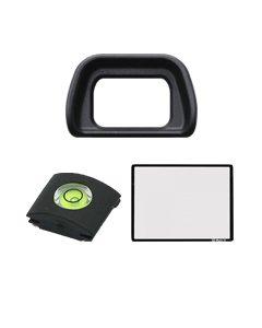 محافظ LCD ،لاستیک چشمی و تراز
