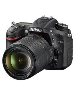 دوربین حرفه ای عکاسی نیکون Nikon D7200 18-140 mm
