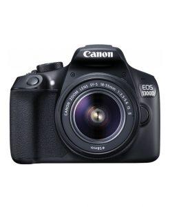 دوربین حرفه ای عکاسی کانن مدل dslr camera Canon 1300D + 18-55 IS ii