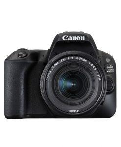 دوربین حرفه ای عکاسی کانن مدل Canon EOS 200D 18-55 STM DSLR Camera