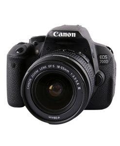 دوربین عکاسی کانن canon-700d-18-55-iii