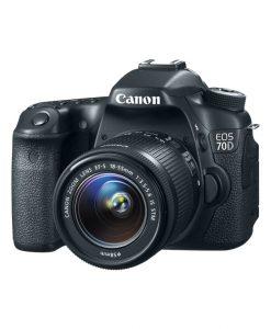 دوربین عکاسی کانن Canon EOS 70D + 18-55 STM