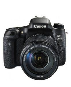 دوربین عکاسی کانن canon 760d 18-135 stm