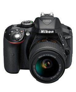 دوربین حرفه ای عکاسی نیکون مدل Nikon D5300 18-55mm AF-P VR Lens Kit DSLR Camera