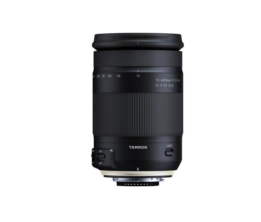 لنز تامرون مانت کانن Tamron 18-400mm f/3.5-6.3 Di II VC HLD Lens for Canon EF