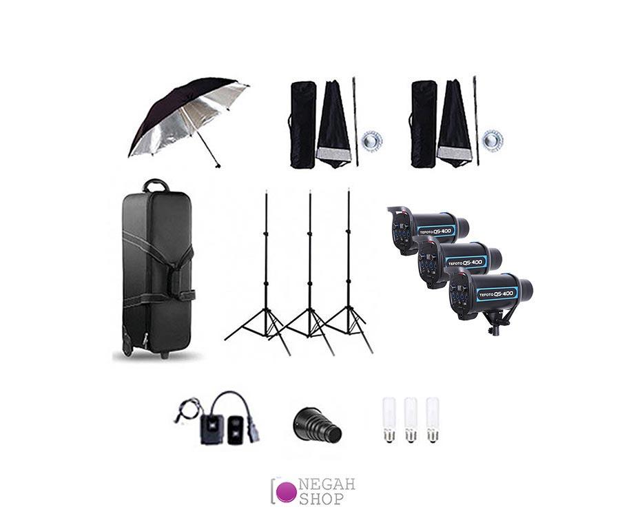کیت kit tefoto QS400