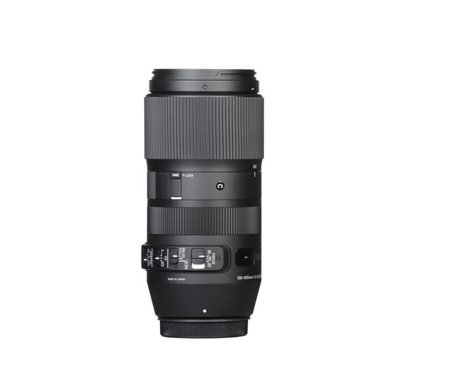 لنز سیگما Sigma 100-400mm f/5-6.3 DG OS HSM مانت نیکون