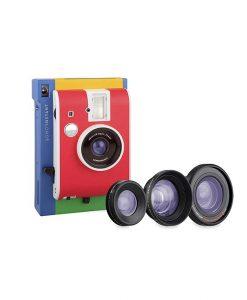 دوربین چاپ سریع لوموگرافی Lomo'Instant Murano and lenses