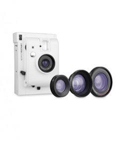دوربین چاپ سریع لوموگرافی مدل Instant White and lenses