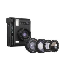 دوربین چاپ سریع لوموگرافی Automat Playa Jardin and lenses