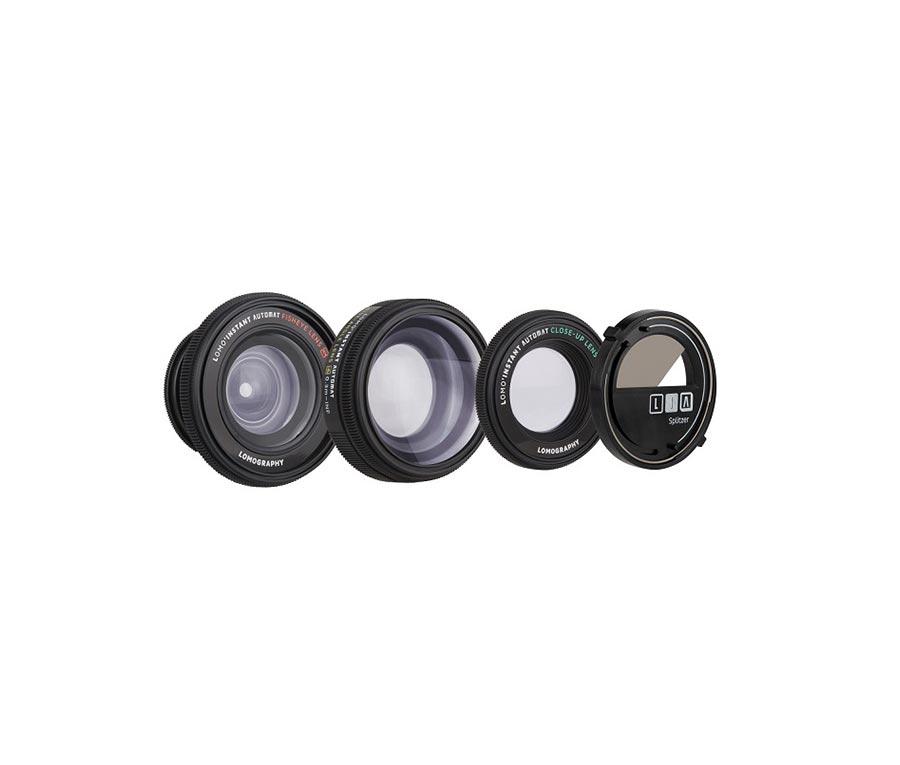 دوربین چاپ سریع لوموگرافی مدل Automat-Cabo Verde and lenses