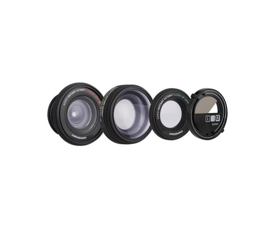 دوربین چاپ سریع لوموگرافی مدل Automat-South Beach and lenses