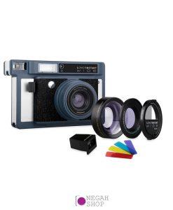 دوربین چاپ سریع لوموگرافی مدل Wide Black and lenses