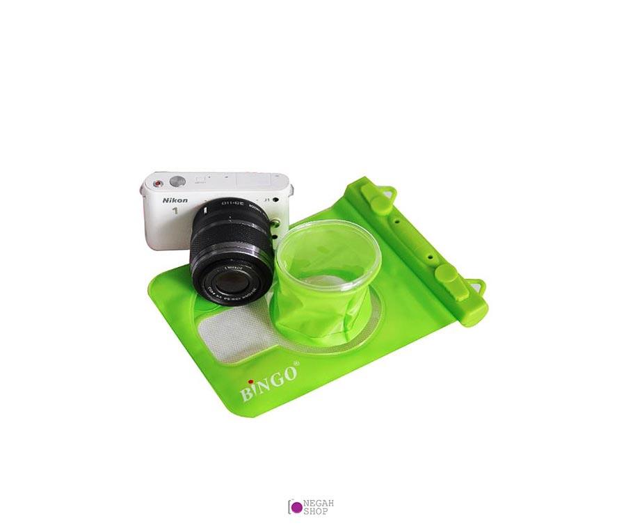 کیف ضد آب بینگو برای دوربین های بدون آینه