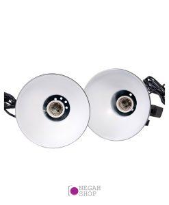 هولدر لامپی کاسه دار Neewer NW210 AC Reflector with Light Socket