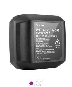 باتری فلاش پرتابل AD600B و AD600BM گودوکس مدل WB-87