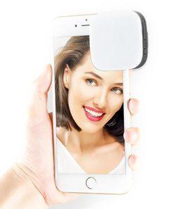 نورهای مناسب موبایل