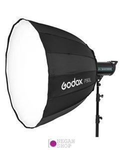 سافت باکس پارابولیک گرید دار گودوکس Godox P90L Parabolic Softbox