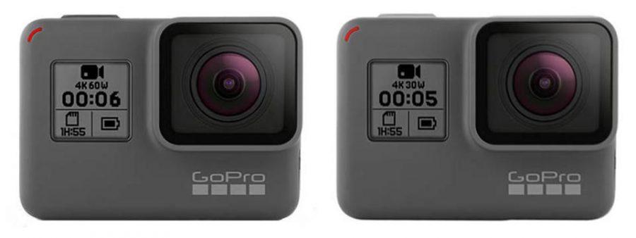 گوپرو هیرو 6 GoPro HERO دوربین ورشی Action camera
